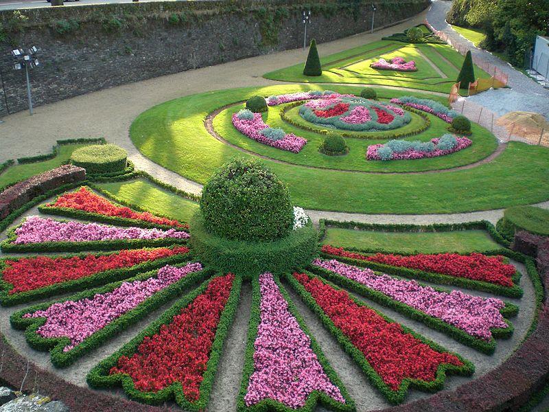 Jardin cohérent